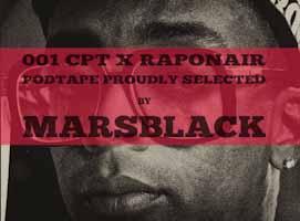 Portada de Podtape de Mars en colaboración con Rap On Air