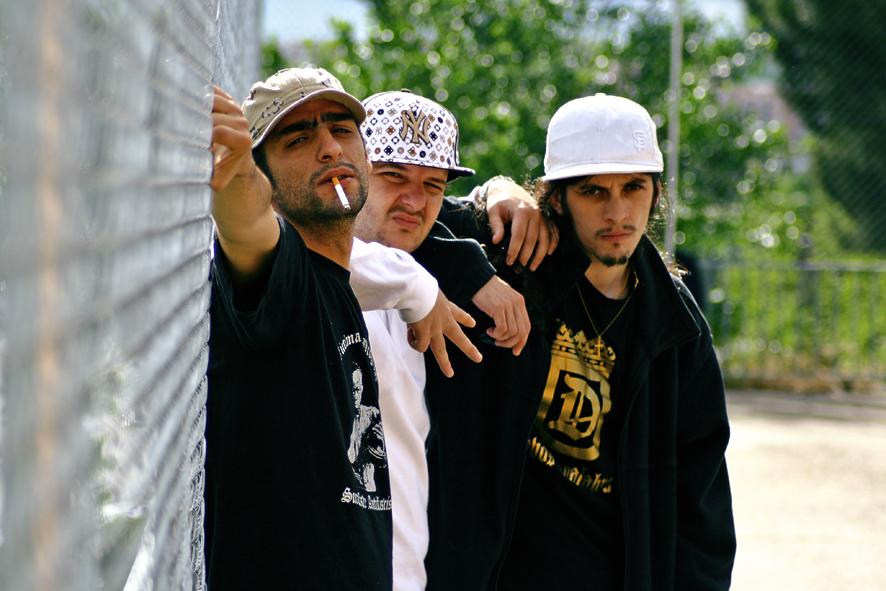Broder Chegar, Starone y El Coleta