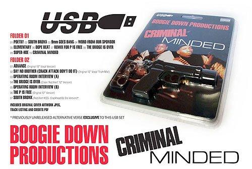 BDP Criminal Minded USB (3)