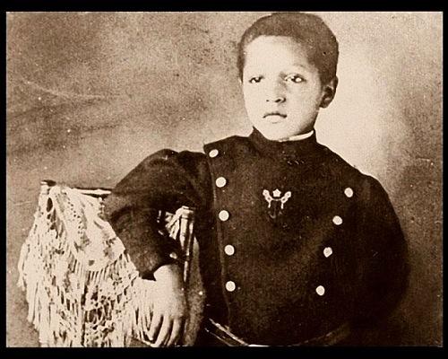 Young Duke Ellington