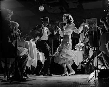 Herman Leonard dance