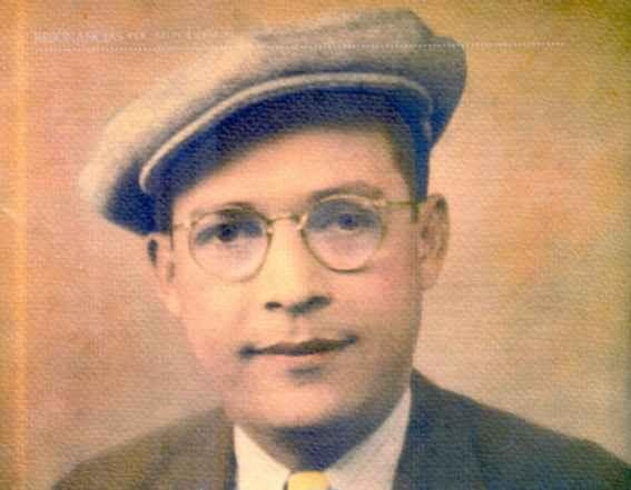 El músico y compositor Juan Tizol