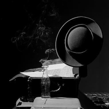 el sombrero de Lester Young fotografiado por Herman Leonard