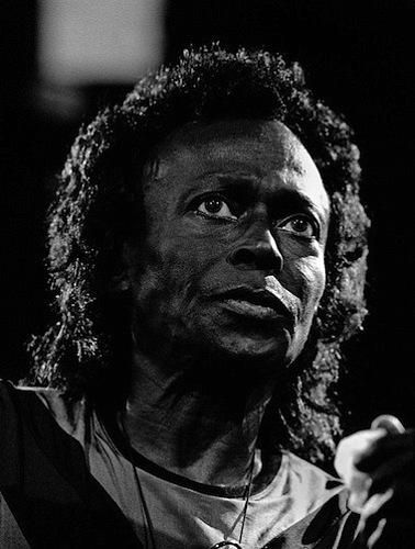 Miles Davis por Herman Leonard