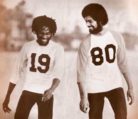 Brian Jackson y Gil Scott-Heron