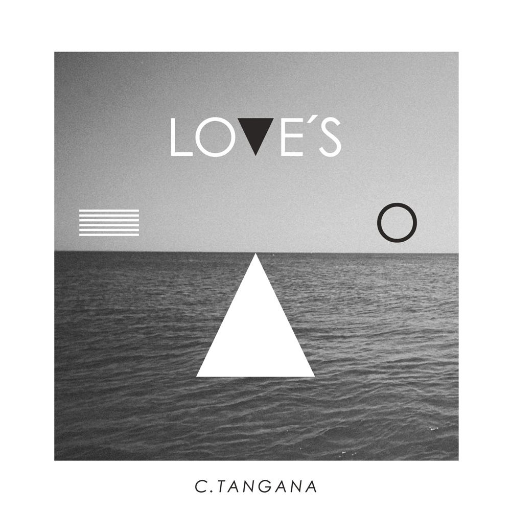 Portada de LOVE's de C. Tangana