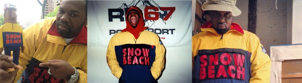 20 años después, Raekwon, Meyhem Lauren y Smoke DZA con la Snow Beach.