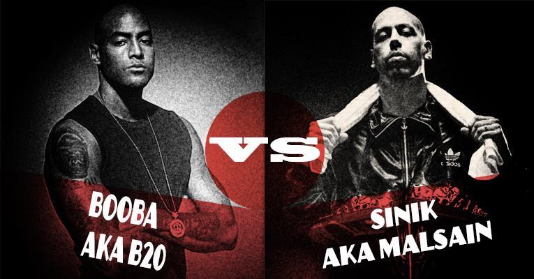 Booba vs Sinik (1)