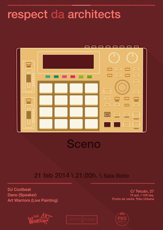 Architect 03: Sceno