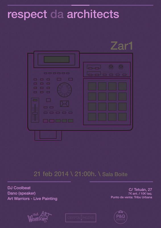 Architect 01: Zar1