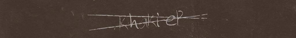 Isaiah Rashad - Khaki EP