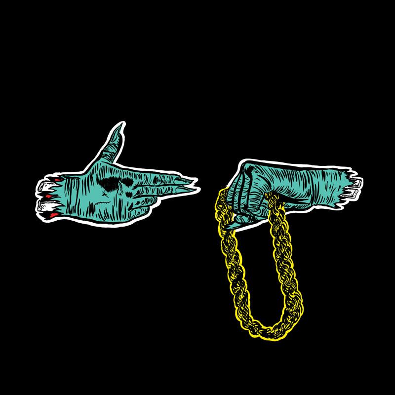 Run the Jewels - Run the Jewels (cover)