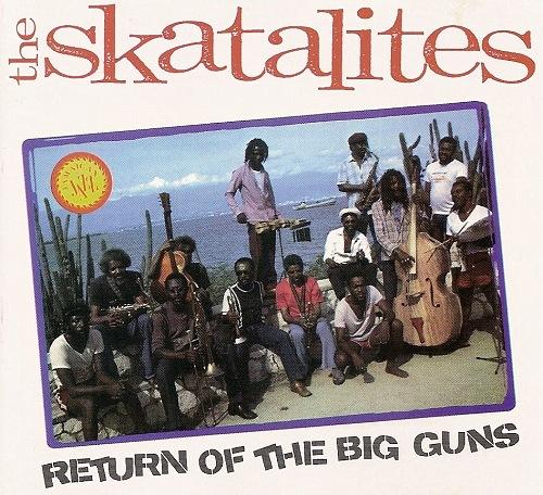 El retorno de las grandes pistolas. Circa 1984.