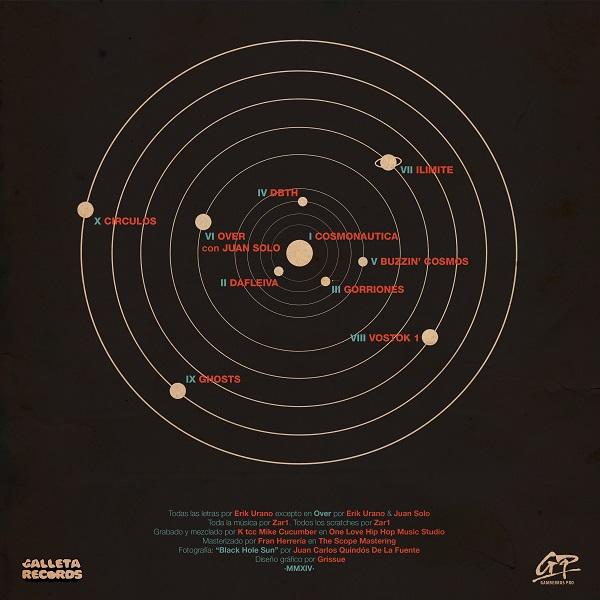 Cosmonautica Back2