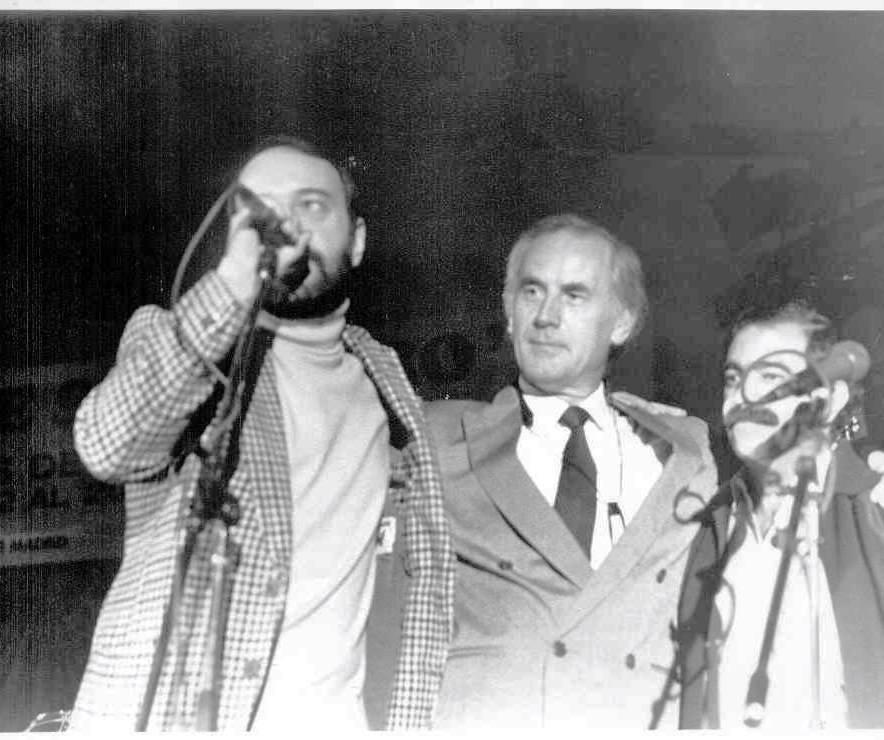 Cifu, Paco Montes y Vlady Bas. Fuente: Cifujazz