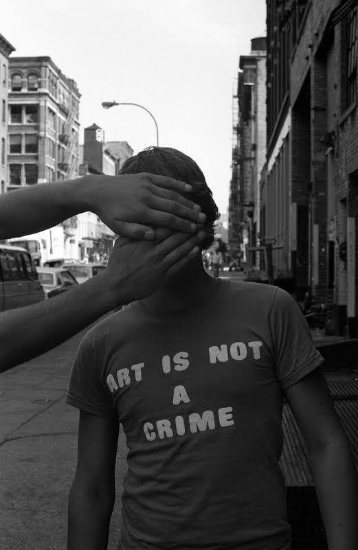 El arte no es un crimen