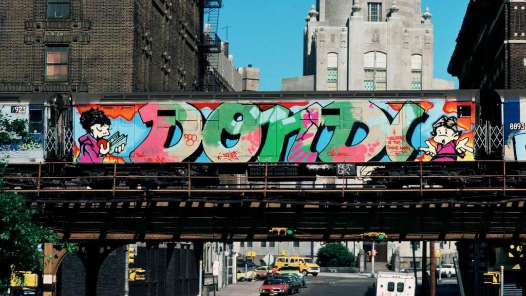 Grafiti de Dondi