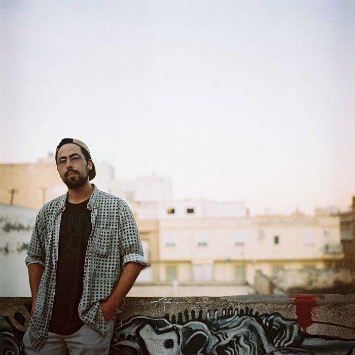 El productor almeriense Sersoul fotografiado por J