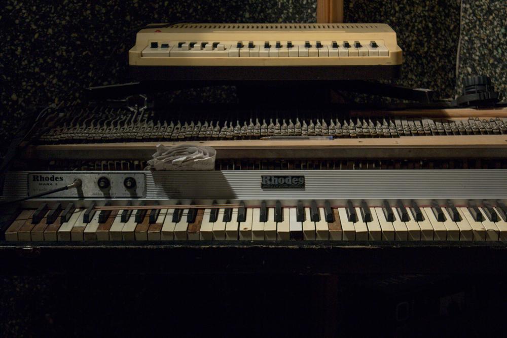 El teclado Rhodes de Sersoul