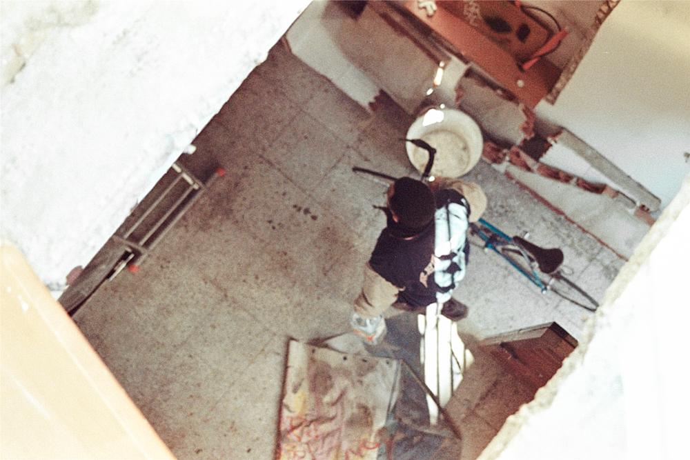 Sersoul fotografiado por Nico