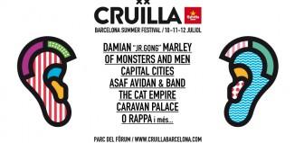 Cruilla Barcelona Summer Festival 2015