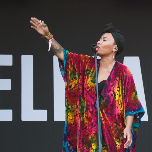 Emeli Sandé en Cruilla Barcelona Summer Festival 2015