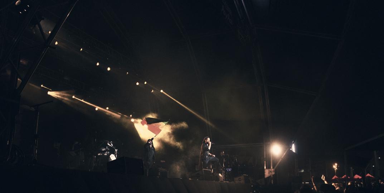 Damian Marley en Cruilla Barcelona Summer Festival 2015
