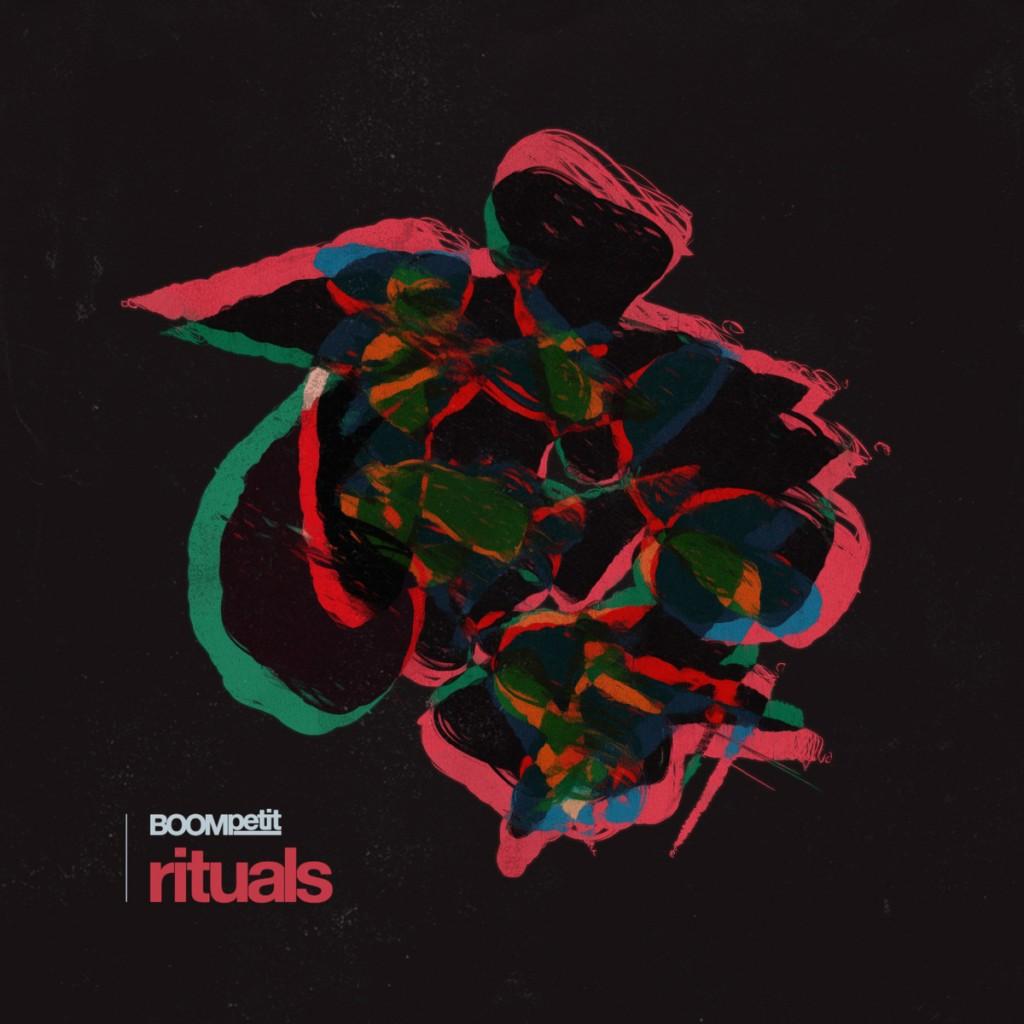 """Portada de """"Rituals EP"""" de Boom Petit"""