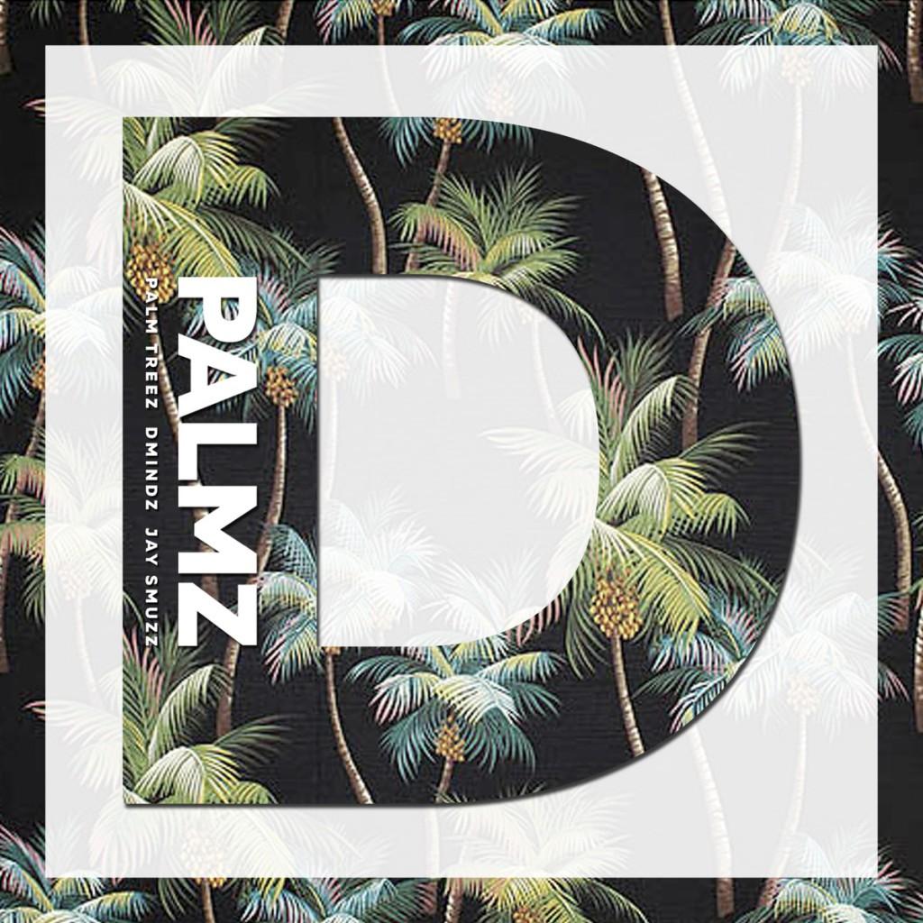 Dpalmz - DPalmz (front cover)