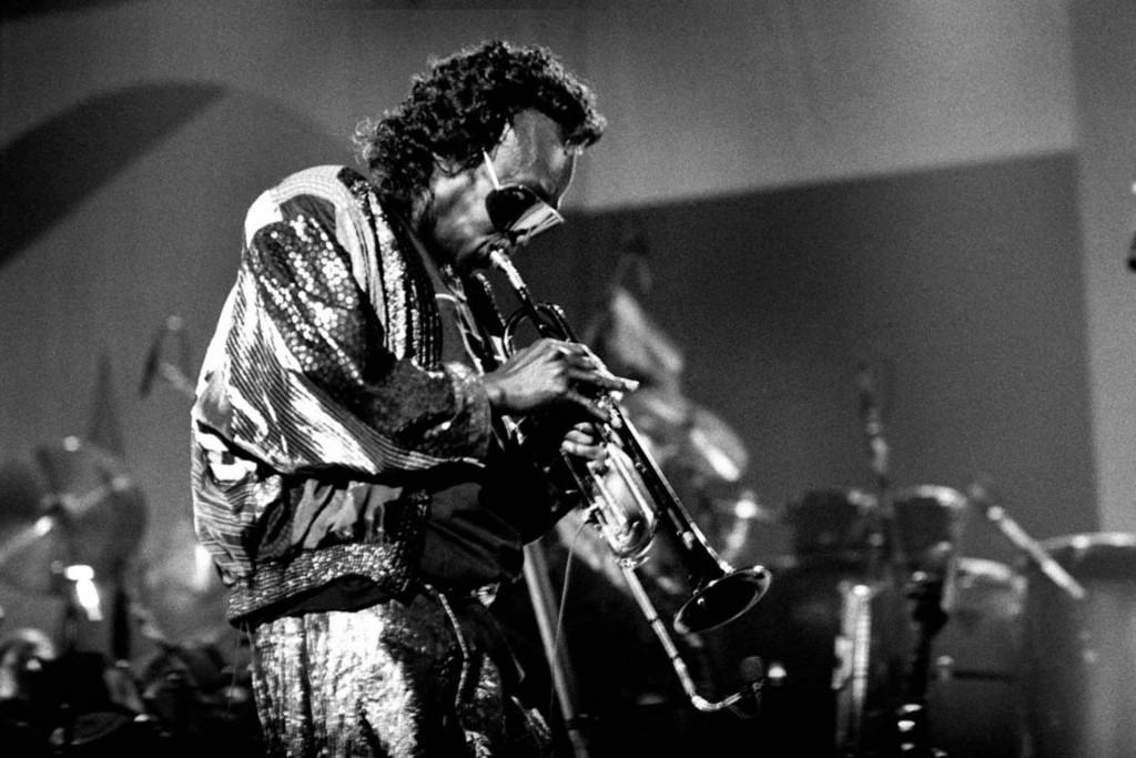 Miles Davis de concierto