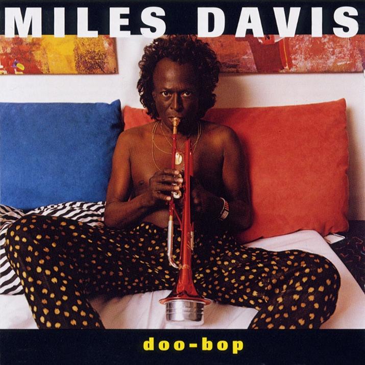 Miles Davis - Doo-bop (front cover)