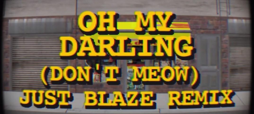 Clip de 'Oh My Darling (don't meaow)' de Run The Jewels