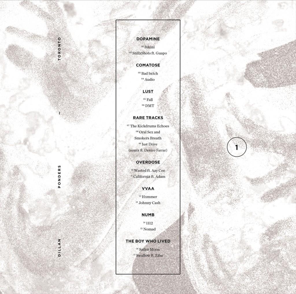 Contraportada de LaCata de CryptaMag, edición dedicada a DillanPonders