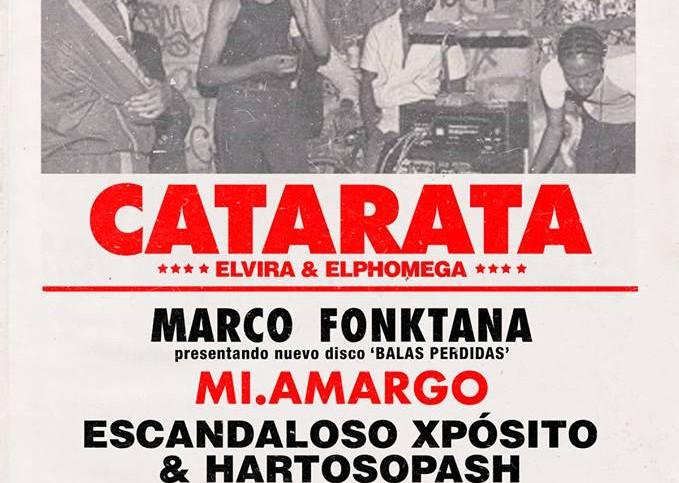 Concierto de Catarata en Barcelona