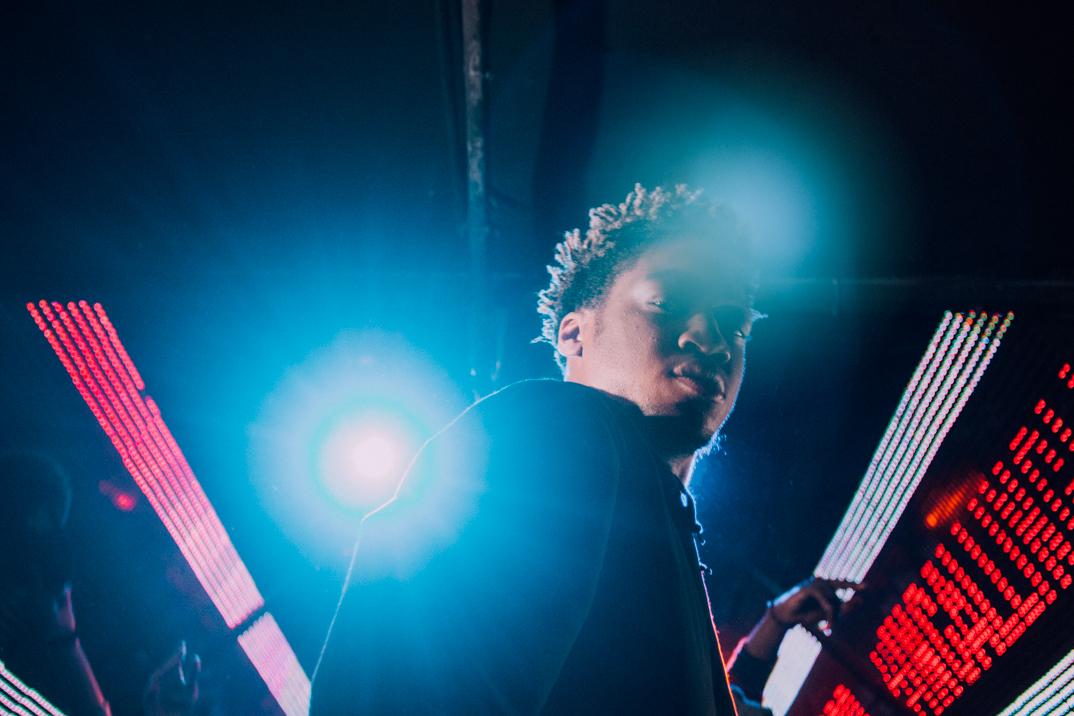 OG Maco en directo, Sala Moondance, Madrid