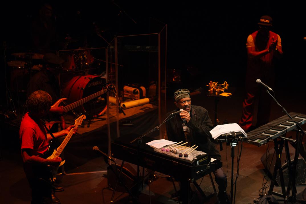 Roy Ayers en Teatro Nuevo Apolo, Madrid