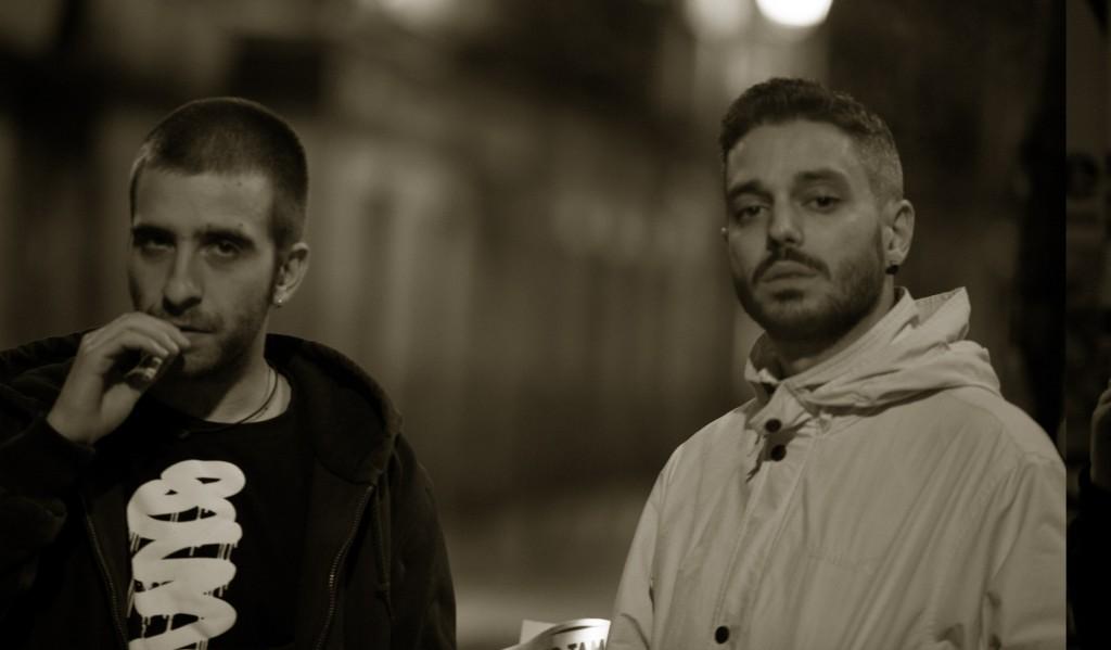 Miki Di Sancio y Miguel Grimaldo fotografiados por Patric C Taladriz