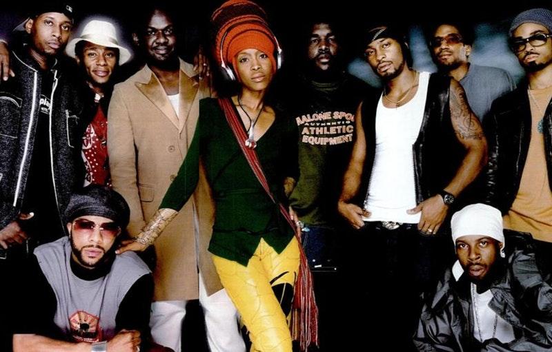 Soulquarians, Common, Mos Def, James Poyser, Erykah Badu, Questlove, D'Angelo, Q-Tip, Bilal y J Dilla