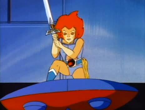 Joven Leon'O, protagonista de los ThunderCats