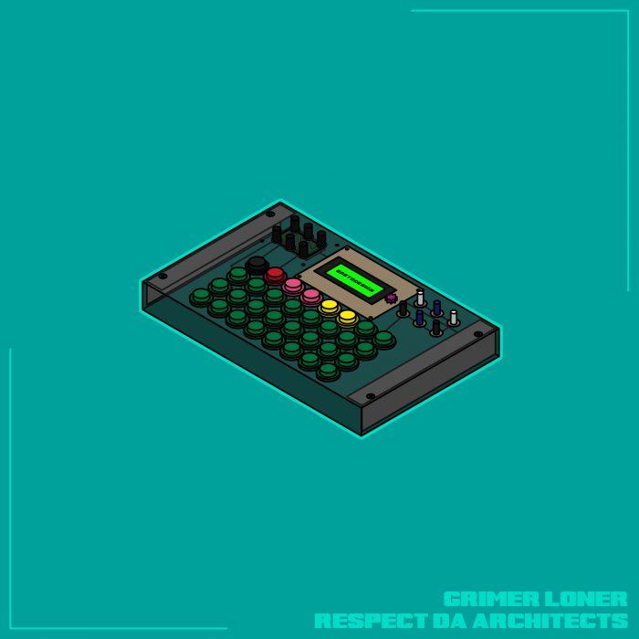 Respect Da Architects 3 - Grimer Loner (artwork por BastoDesign)