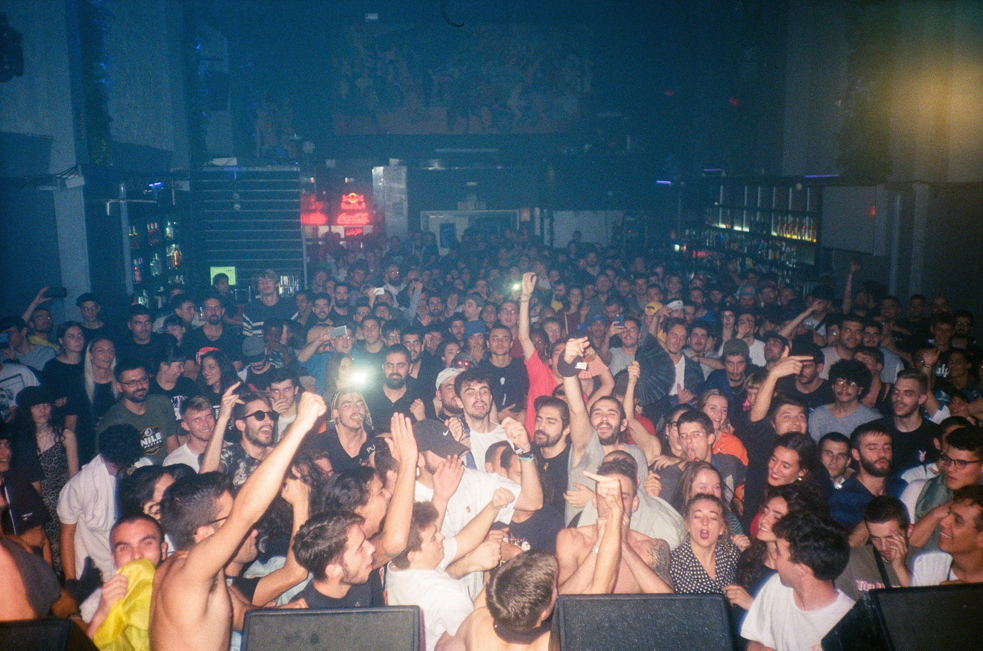 I.D. Party (Fotografía por Alberto Pérez Urraca)