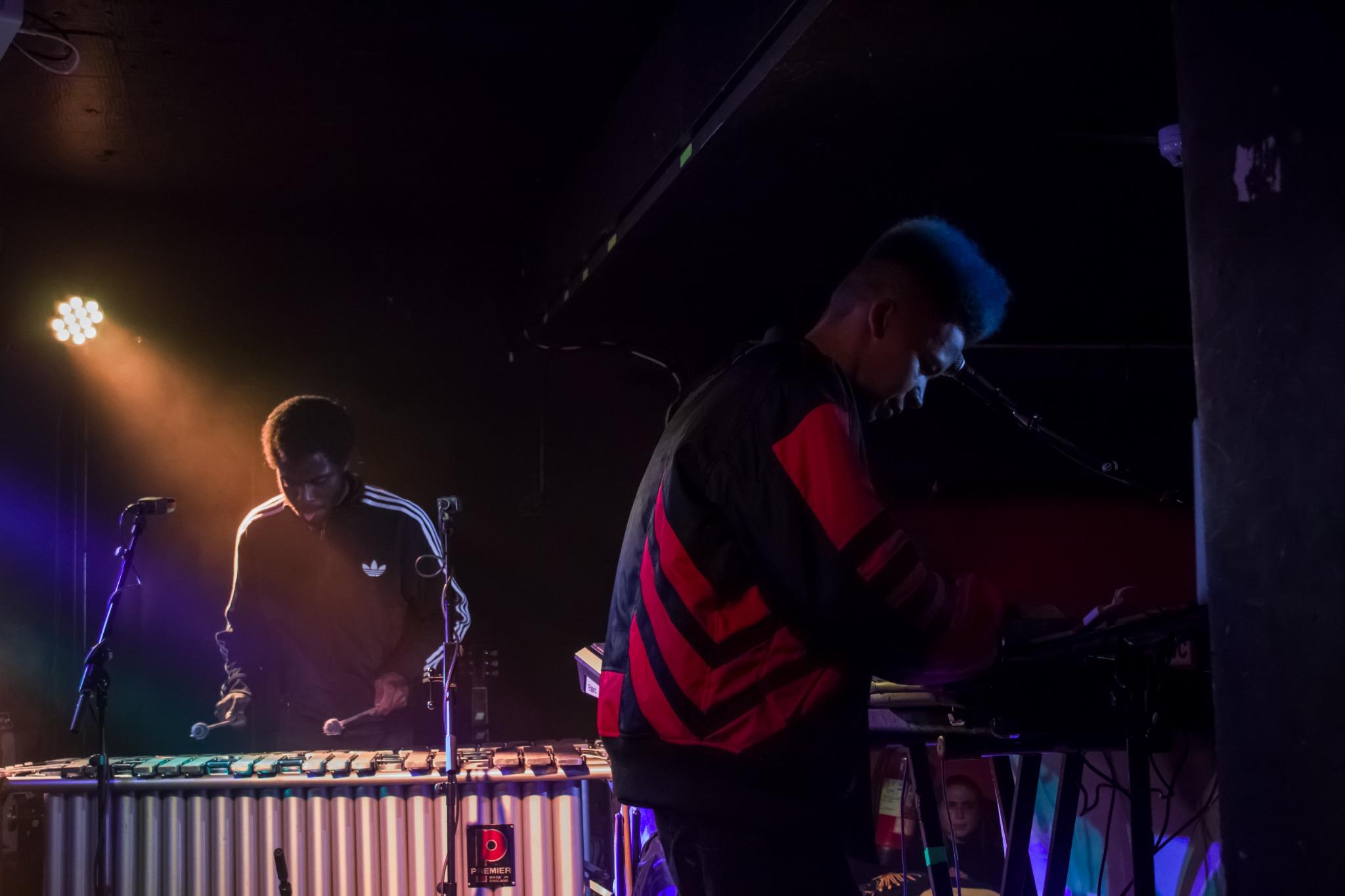 Blue Lab Beats (Sala Clamores) 08 - Fotografía por Elvss