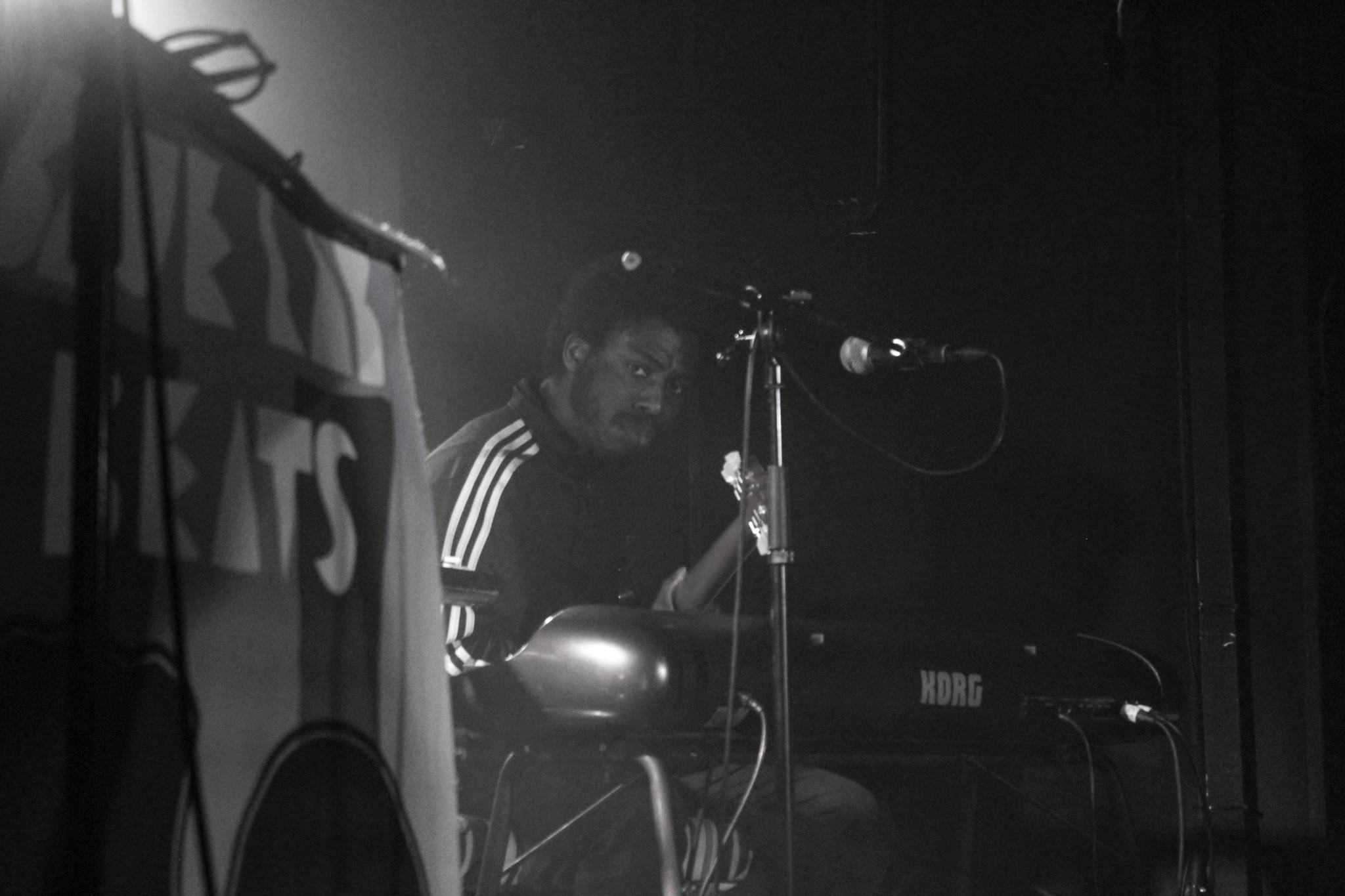 Blue Lab Beats (Sala Clamores) 09 - Fotografía por Elvss