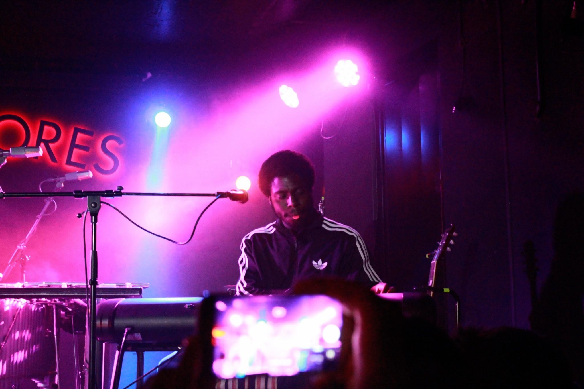 Blue Lab Beats (Sala Clamores) 12 - Fotografía por Elvss