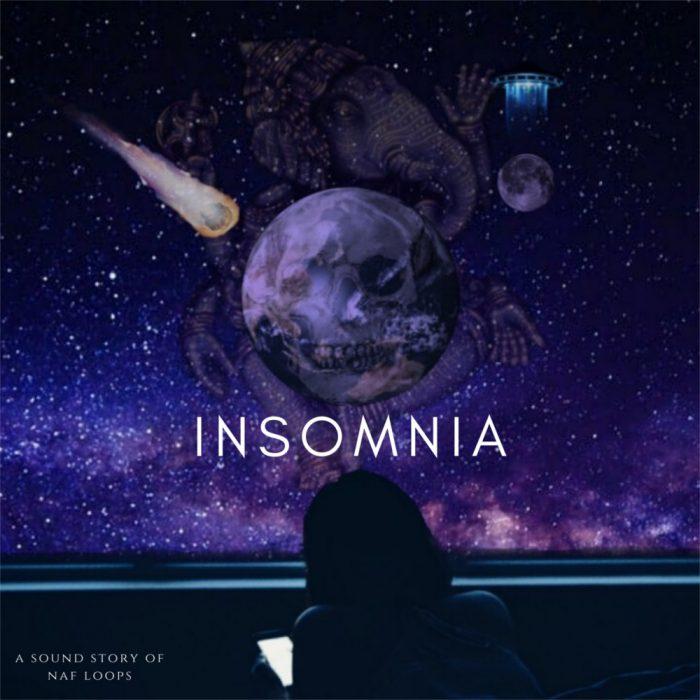 Naf Loops - Insomnia (portada)